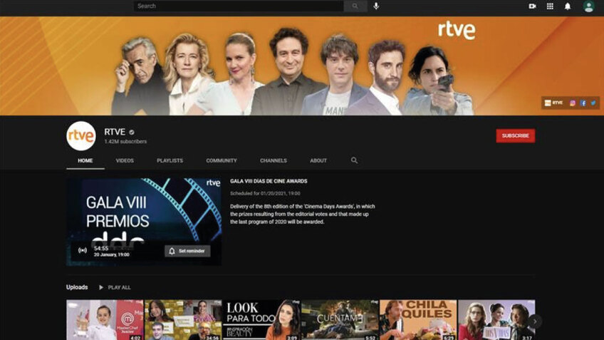 DTI Casebook Series: RTVE and YouTube