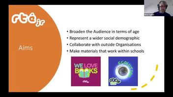 EBU Kids Thematic Webinar: Audio innovation for kids
